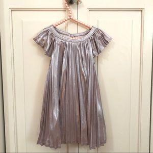 Baby Girls Shimmer Swing Dress
